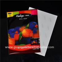 100% wood pulp a4 size (210*297mm) high glossy photo paper