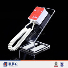 iPhone5/5s Mini square holder display Cell phone acrylic stand exhibition Mobile phone holder