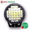 High power 9'' waterproof led ring light, arb intensity led spot light 185w led ring light