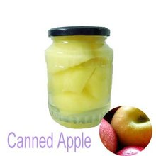 canned apple (canned food -canned fruits)