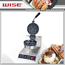 WISE Kitchen Electric Thick Snack Machine For Waffles Restaurant Use