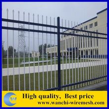 decorative mesh fence netting/double welded panel fence/pvc coated welded mesh