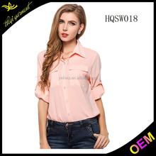 2015 woman new cotton fashionable latest blouse design pictures