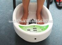 Detox Foot Spa with Remote Control, and Digital Readouts WTH-108