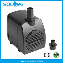 China supplier 13 W air cooled famous brand water industrial chiller pump