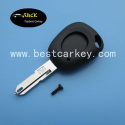 Best price 1 button remote key card renault key case car key replacement