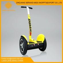 350W 2 wheel self balancing electric vehicle