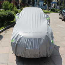 Car Cover Camouflage Half Eco-friendly AAS Disposable ,Waterproof&Dirtproof Smart Car Cover
