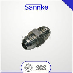 Hydraulic BSP/JIS/JIC Double Swivel Nut Tube Union/Fitting