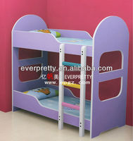 colorful kids bunk beds with stairs/kids bus cars bunk bed