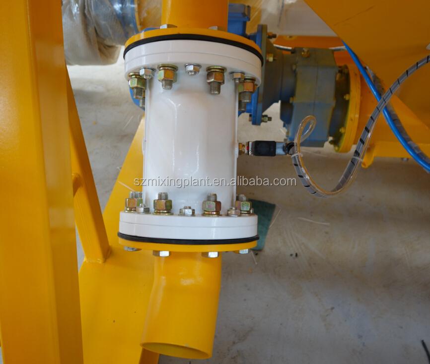 Ciment horizontale silo mobile ciment silo ciment portable silo centrale b ton id de produit - Combien de sac de ciment pour 1m2 ...
