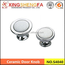 High Quality Ceramic Door Knobs Made In China/Furniture Handles Ceramic Kitchen Door Knobs