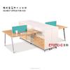 4 seats workstation for office,workstation desk /table,office workstation with pedestal