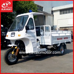 High Capacity Fuel Tank Truck/Trike Chopper Three Wheel Motorcycle/Ambulance for Sale