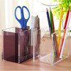 Multifunctional acrylic storage box, cosmetic box, pencil case