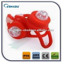 1 led cr2032 led bicycle light