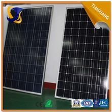 China manufacturer 200w solar panel price 200w 12v