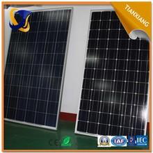 China manufacturer 200w solar panel price 200w 12v