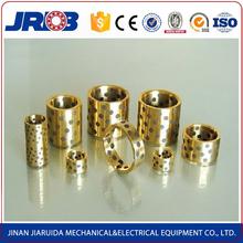 JRDB bronze bearing steel backed bushing