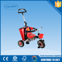 zhejiang supplier high quality competitive price allance kids double seat tricycle