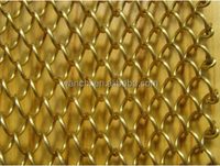 304 stainless steel screen mesh/metal decoration wall