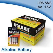LR6 AM3 china battery manufacturer