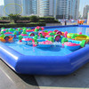Chinese cheap good quality aqua paddle hand boat for fun