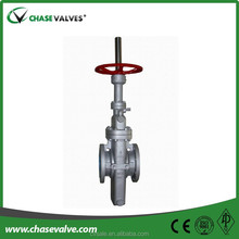 Best quality plain rising stem gate valve&slab gate valve dn100