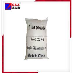 Hot sale box corn starch powder adhesive