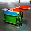 New type high output corn husker and sheller