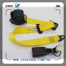 Hot selling classic car automatic seat belt made in china