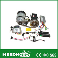 Factory supply electric tricycle conversion kit 48V 500W motor