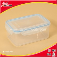 Food grade PP plastic houseware microwave food container