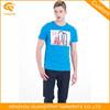 Fashion Quick Dry Fit Polyester Tshirts Plain 2015
