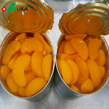 High quality wholesale canned orange segment price