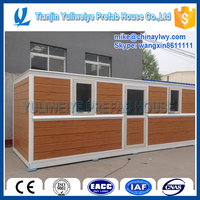 Typhoon shelter cheap container house hot sell in Germany