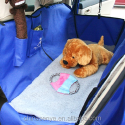 Pet mat pad auto rear seat cushion vehicle pad waterproof prevent the dog jumped out of the car