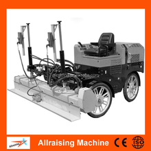 New Automatical Screeding Machine To Level the Concrete Floor