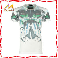 New hot men's tshirt printing cotton round neck high quality cheap custom t shirt design OEM from China manufacturer