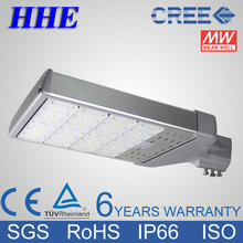 2015 New Products meanwell driver cree led 200 watt led street lamp solar security light
