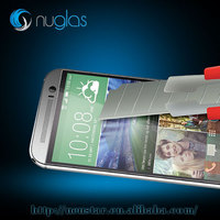 2015 new products 0.3mm Ultra Thin Premium Tempered Glass Mobile Cell Phone Screen Protector
