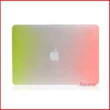 Rainbow hard case for macbook pro13.3 inch