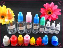 In stock ! 2ml 2.5ml 3ml 4ml 5ml small plastic squeeze dropper bottle ecog bottle e liquid bottle