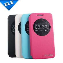 Original 5.5 Inch Elephone P8000 Case for P8000 Smart Mobile Phone Flip leather Case for elephone p8000