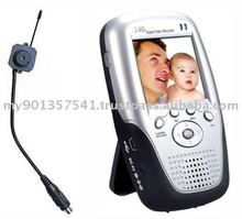 WIRELESS LCD RECORDER WITH PINHOLE AUDIO/VIDEO CAMERA(RC-833PH)