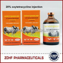 finished pharmaceutical product tetracycline Oxytetracycline Injection 5%