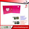 Handmade Voice Recordable Wedding Greeting Card With Music Module