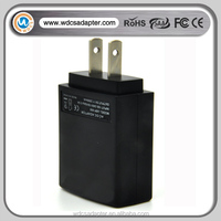 Universal Mobile Phone AC 100-240V to DC 5V 1000mA USB charger for phone