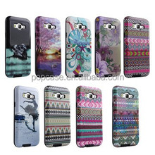 For Samsung J7 tpu pc cell phone case