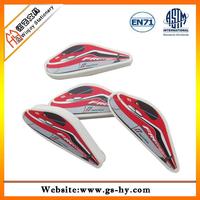 Promotional design eraser in car /train shape
